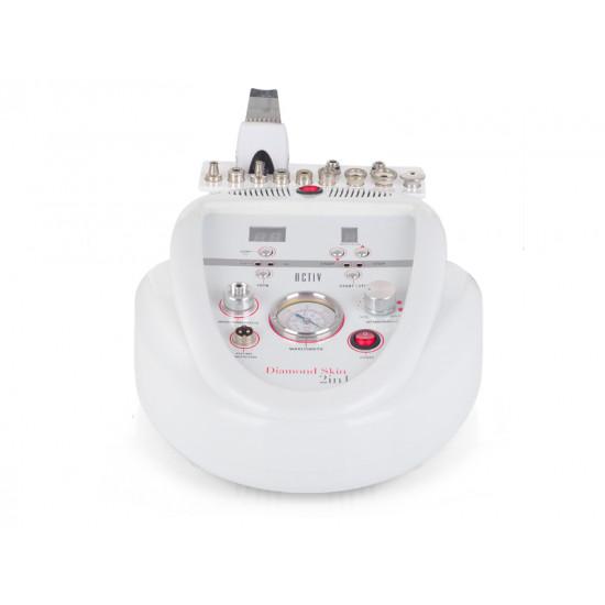 Kozmetický prístroj AM902 2v1 kavitácia + mikrodermabrázia