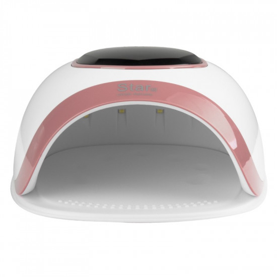 UV Dual LED lampa na nechty STAR 4S 54W