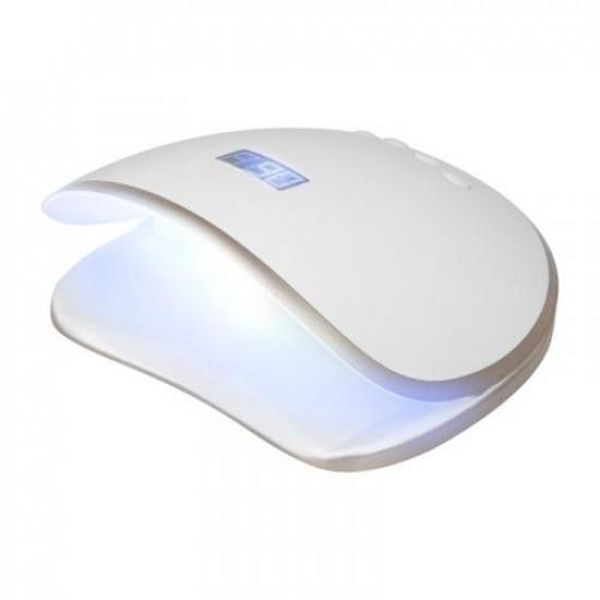Profesionálna lampa na nechty Dual LED UV S8 68W biela
