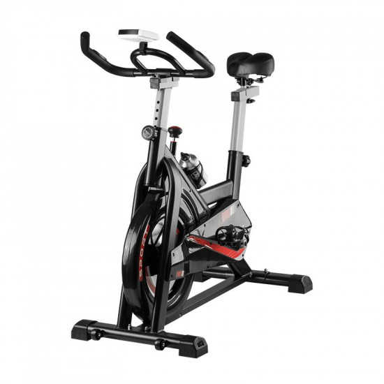 Spiningový tréningový bicykel Magneto 07 čierny
