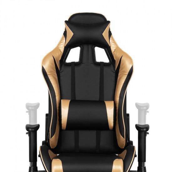 Herná stolička Premium 912 Gold
