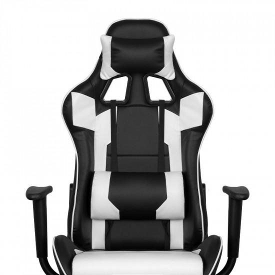 Herná stolička Premium 916 biela