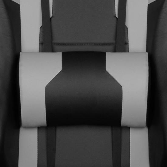 Herná stolička Premium 916 sivá