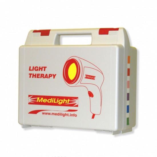 Biolampa MediLight + kufrík + stojan