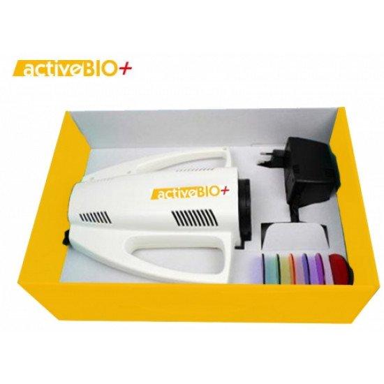 Biolampa ActiveBio Pro + kolorterapia 7 filtrov + veľký stojan