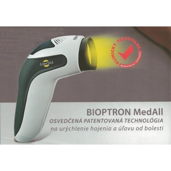 Biolampa Bioptron MedAll - rozbalená  + OXY sprej